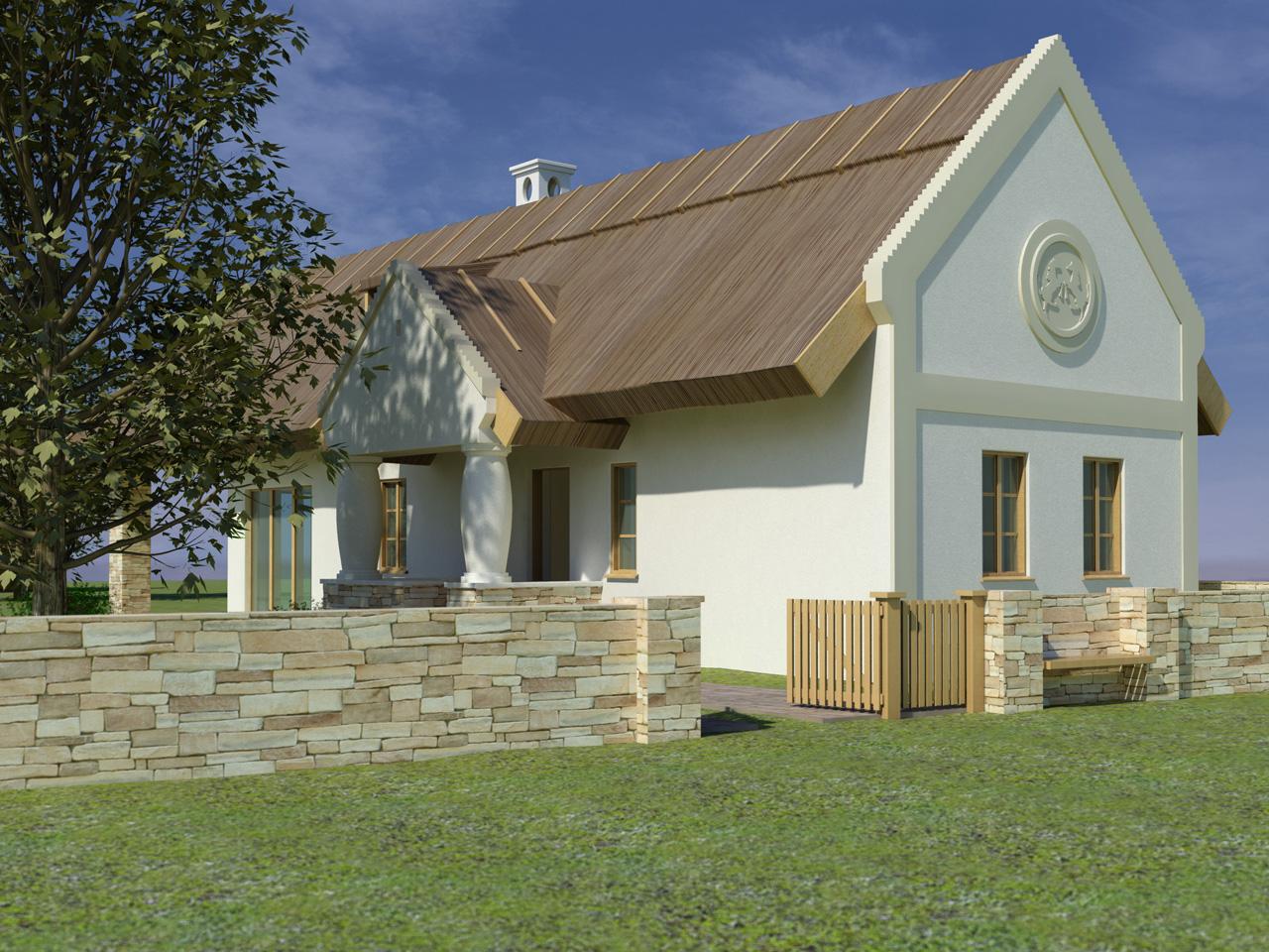 Salföld, Parasztház - Farmhouse at Salföld, Hungary   Mark Seljan